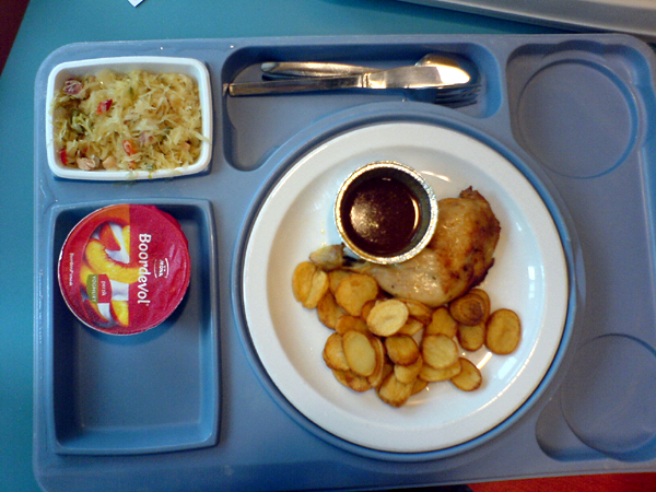 Hostpital Food